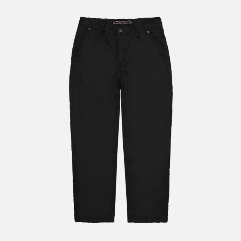 UNISEX Drizzle Rasing Pants-Black-F.ILLUMINATE